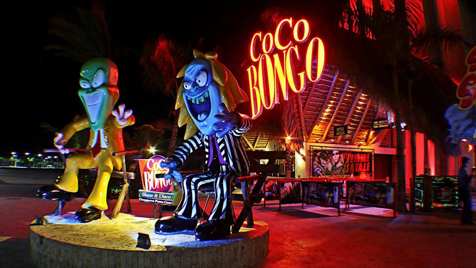 Клуб Коко Бонго